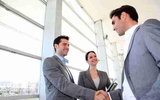 Commercial terrain conseil en CDI