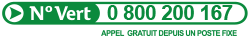 Groupe Le Carré, numéro vert
