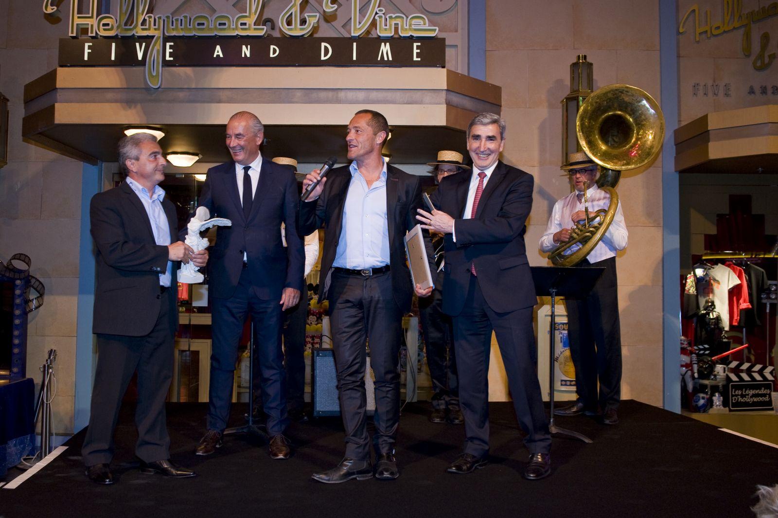 La FVD remet le prix d'Excellence 2013 au Groupe Le Carré
