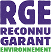 Logo RGE garant environnement