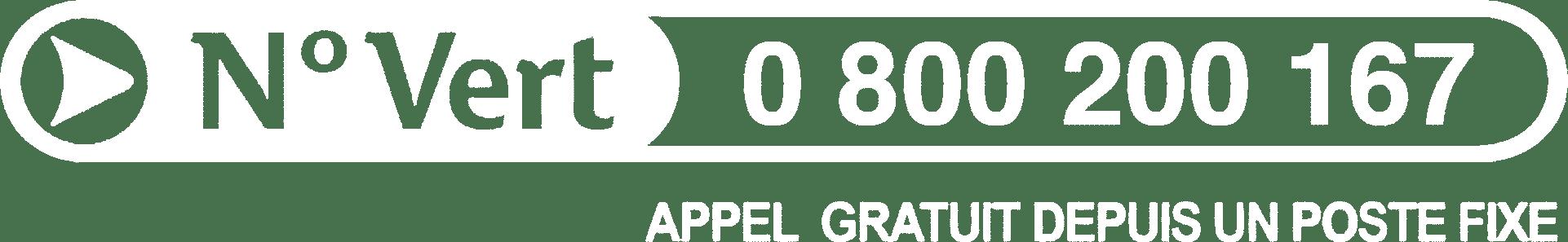 Numéro vert groupe le carré