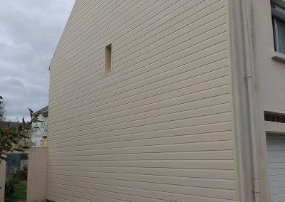 Rénovation de façade – Agence de Nantes