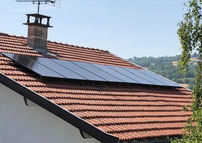 Pose panneaux photovoltaïques – Agence de Rouen