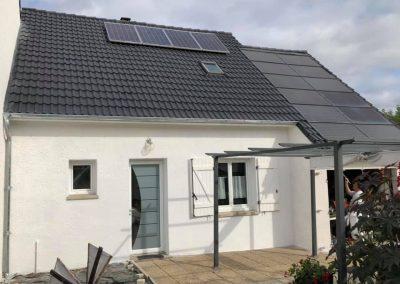 Rénovation de toiture et peinture sur façade – Agence de Clermont-Ferrand