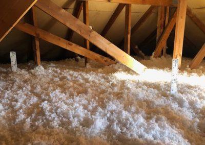 Soufflage de laine de verre – Agence de Clemont-Ferrand